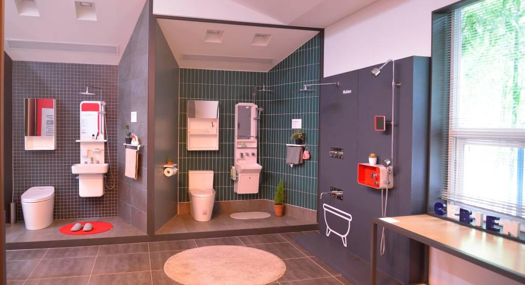 최근 주거 트렌드를 반영한 세비앙의 다양한 욕실 디자인