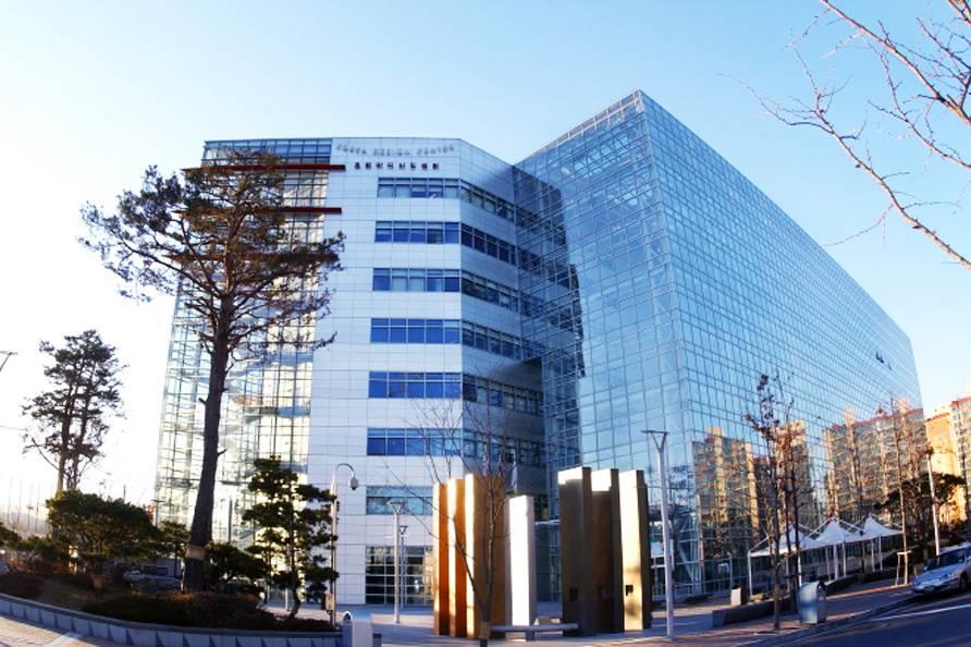 한국디자인진흥원이 위치하고 있는 코리아디자인센터